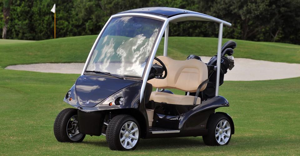 Garia Golf Cart